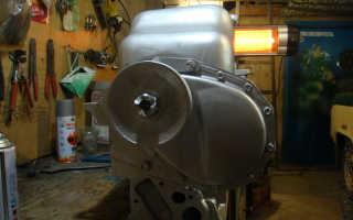 Двигатель 407 москвича характеристика