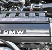 Что такое двигатель плита bmw