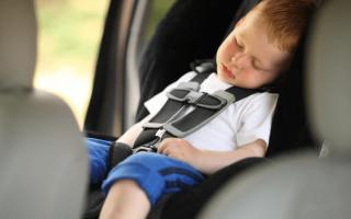 Самое безопасное место в автомобиле по статистике