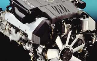 230 1996 какой двигатель