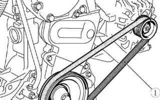 Ремень привода вспомогательных агрегатов ларгус 16 клапанов