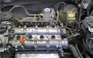 Двигатель cfna устранили стук или нет