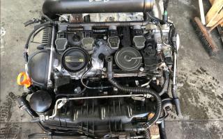 Двигатель bzb технические характеристики