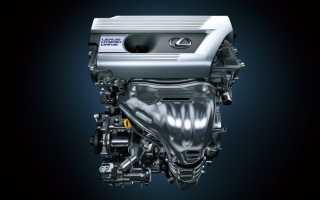 Характеристики двигателя тойота 2ar