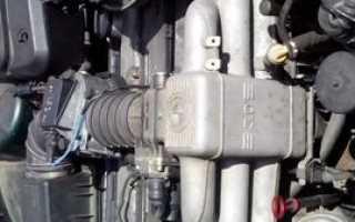 Двигатель бмв м30б35 характеристики