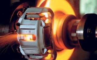 Почему греются тормозные диски после замены колодок