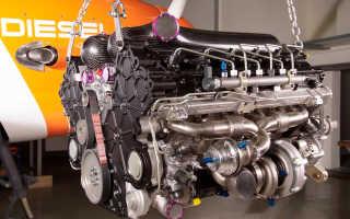 Шум в двигателе работает как дизель