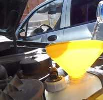 Сколько литров антифриза нужно в ваз 2114