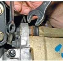 Ремкомплект переднего суппорта калина