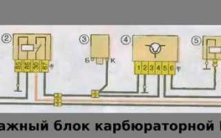 Реле вентиляторов нива 21214