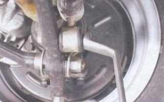 Стойки стабилизатора ваз 21099