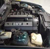 Bmw e39 схема двигателя