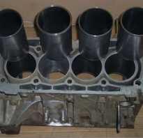 Что такое гильзование блока двигателя