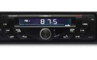 Схема подключения автомагнитолы soundmax