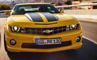 Chevrolet camaro тюнинг двигателя