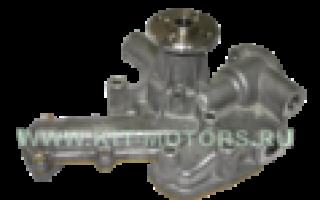 Характеристики всех двигателей камминз
