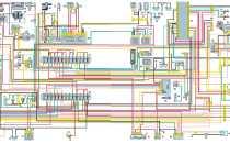 Схема дворников газель 3302