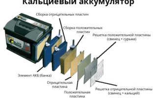 Чем заряжать кальциевый аккумулятор