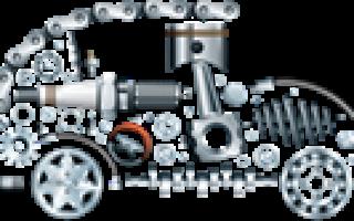 Виброопора двигателя для чего