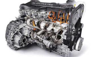 Четырехцилиндровый двигатель принцип работы