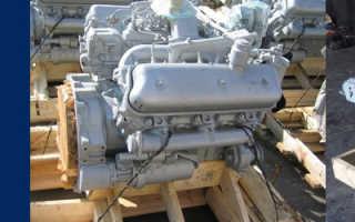 Характеристики двигателя ямз 246