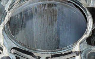 Что такое конусность цилиндра двигателя