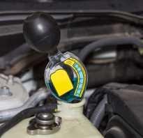Что происходит если двигатель перегрелся