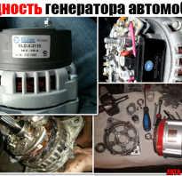 Что такое мощность генератора двигателя