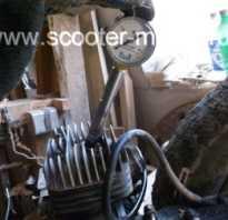 Что такое компрессия двигателя скутера