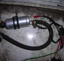Ваз 2110 бензонасос не качает бензин