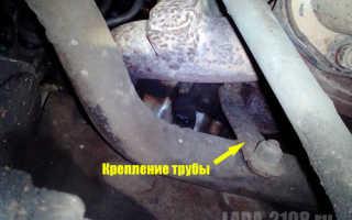 Термостат 21082 на ваз 2109