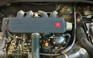 Двигатель xud9 от чего