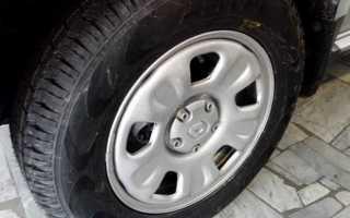 Заглушка ступицы штампованного колеса