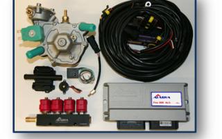 Двигатели предназначенные для работы на газу
