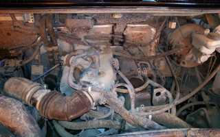 Что такое химчистка двигателя с консервацией