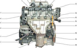 Двигатель a15sms сколько клапанов
