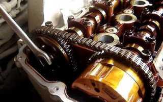 Что такое цепная передача на двигателе