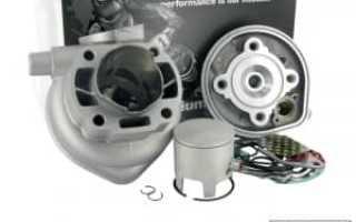 Yamaha aerox тюнинг двигателя