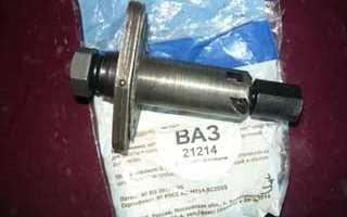 Замена гидронатяжителя цепи ваз 21214 на механический