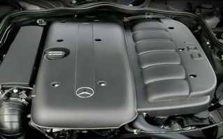 W211 e320 какой двигатель