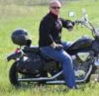 Honda shadow как снять двигатель