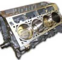 Что такое блок цилиндров двигателя