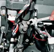 Рулевой кардан ваз 2107