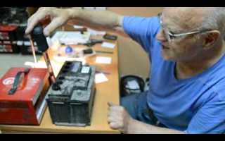Как проверить заряд аккумулятора автомобиля без вольтметра