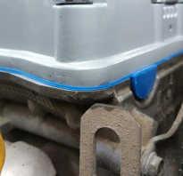 Схема протяжки клапанной крышки