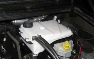 Большое давление в системе охлаждения двигателя