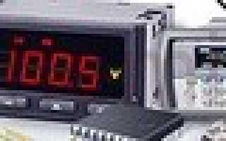 Схема управления двигателем вентилятора