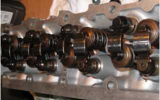 Гидрокомпенсаторы стучат как только нагреется двигатель