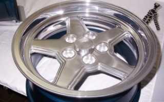 Полировка колесных дисков своими руками