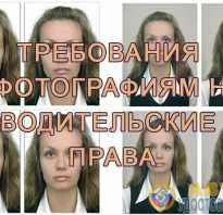 Фото водительского удостоверения россии